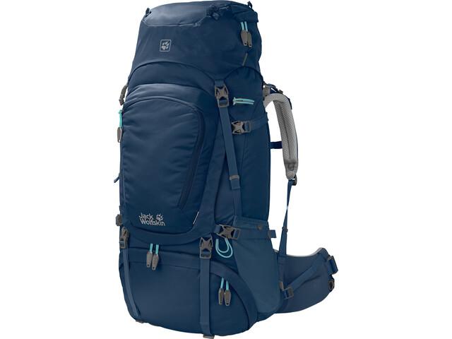 Jack Wolfskin Denali 60 Backpack Damen dark sky